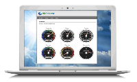 Netbiter Argos Custom API Dashboard