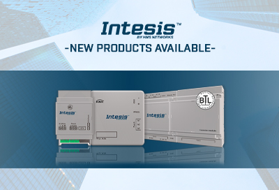New Intesis automation solutions available