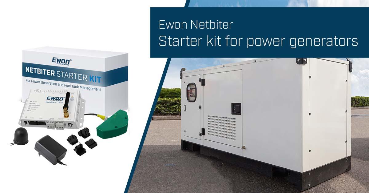 Netbiter-Starterkit-for-PowerGenerators
