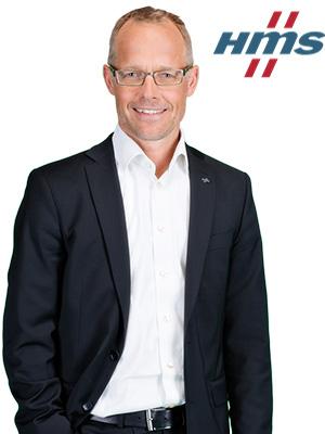 Staffan Dahlström, CEO HMS
