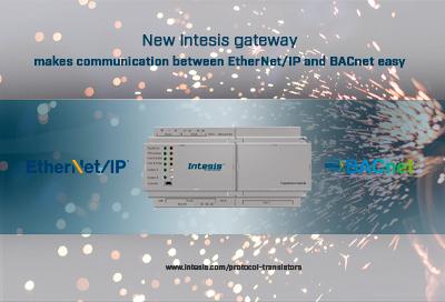EtherNet-BACnet Gateway
