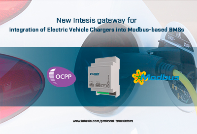Integration for electrical vehical chargers to a Modbus BMS