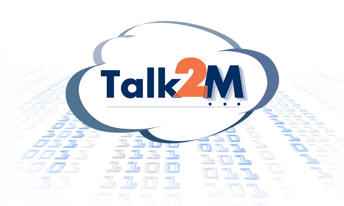 Talk2M - Data Services