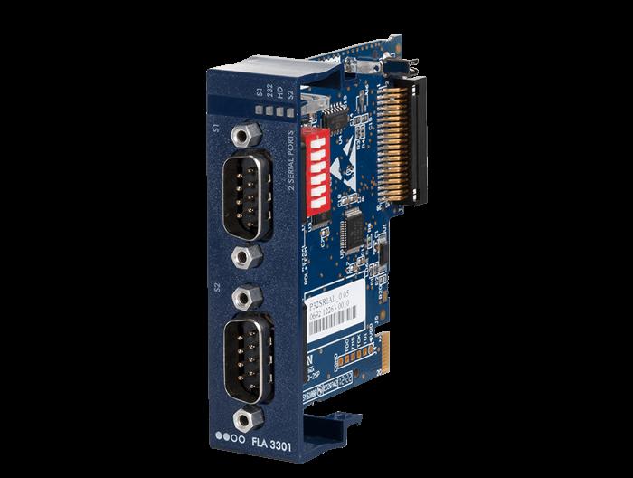 Dual Serial Port Card