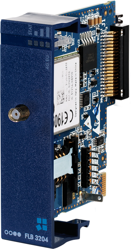 Ewon extension card - FLB 3204 - Cellular modem: 4G (Europe)