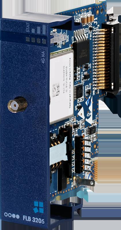 Ewon extension card - FLB 3205 - Cellular modem: 4G (North America)