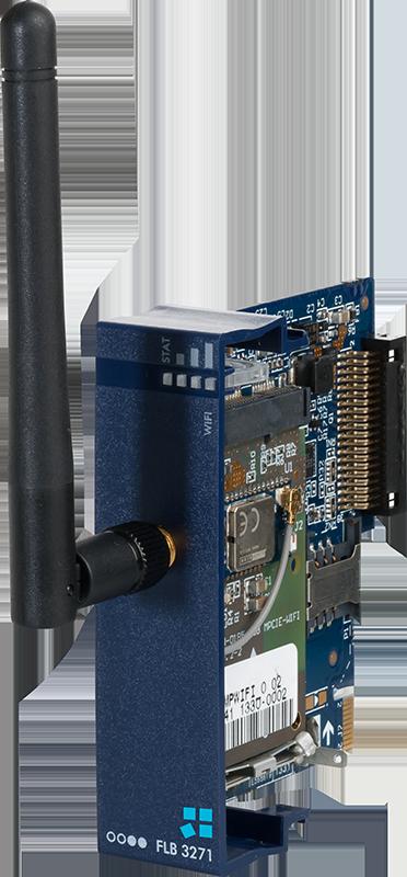 Ewon extension card - FLB 3271 - Wi-Fi modem