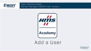 3 - Talk2M - Add a user