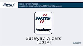 8 - Cosy 131 - Gateway Wizard