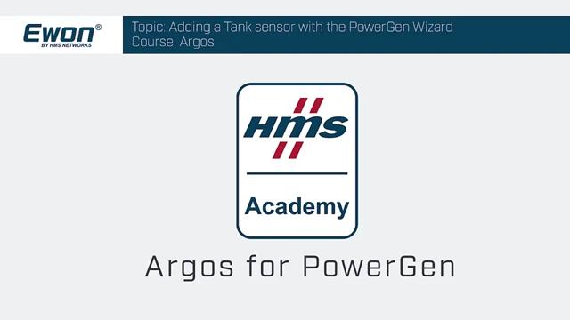 Powergen for Argos