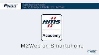 Thumbnail - M2Web on smartphones