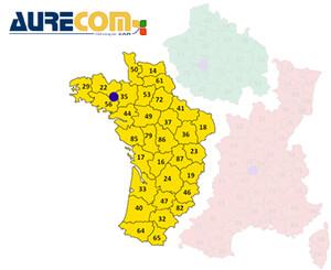 Aurecom - Map