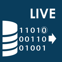 LIVE data publishing
