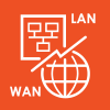 Separated WAN-LAN