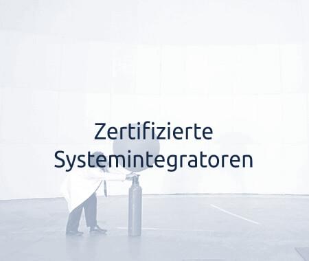 Certified System Integrators - DE