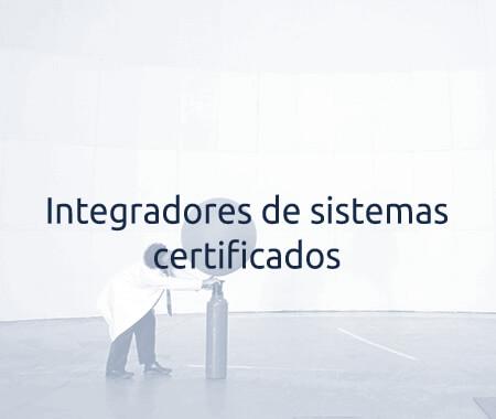 Certified System Integrators - ES