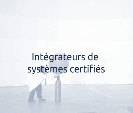 Certified System Integrators - FR