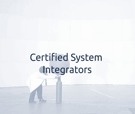 Certified System Integrators