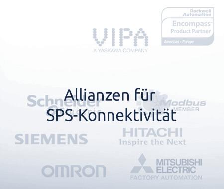 PLC Connectivity Alliances - DE