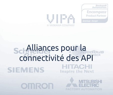 PLC Connectivity Alliances - FR