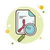 Icon for PDF document