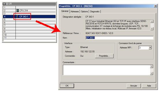 Siemens - STEP 7 -  Software configuration - Step 1