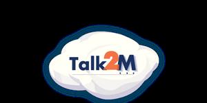 Talk2M Logo