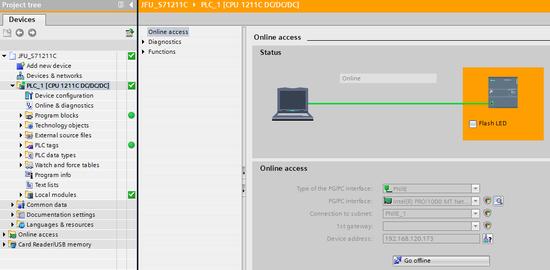 Siemens - TIA Portal - Software configuration - Step 4