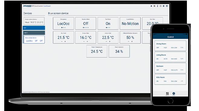 AC Cloud User Interface