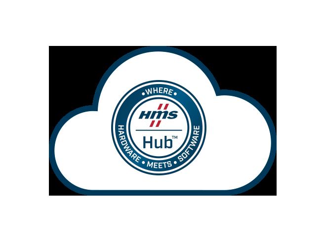 HMS hub logo