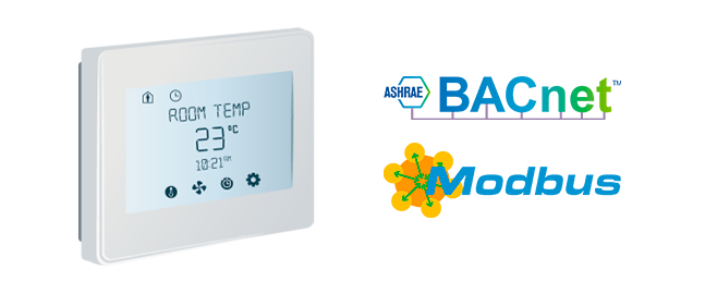 Make BACnet and Modbus thermostats smart