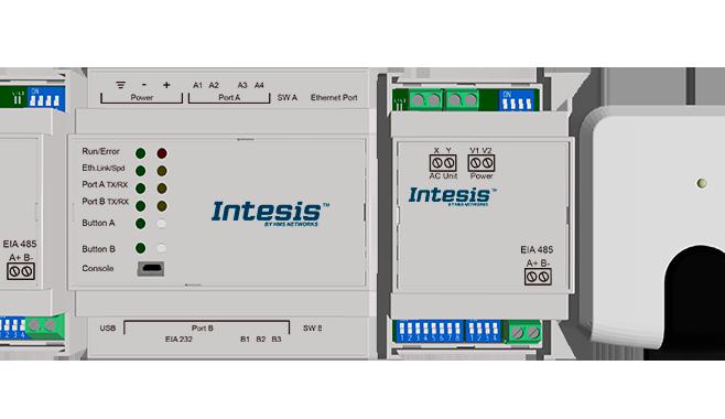 Intesis AC Interfaces showcase
