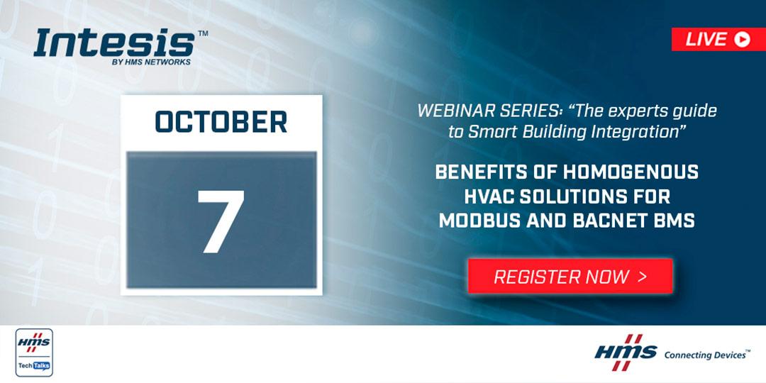 Smart Building Integration webinar series