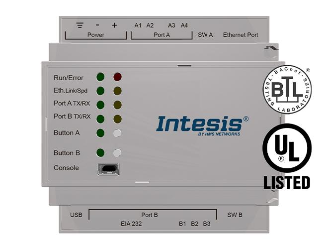 Intesis Automation solution