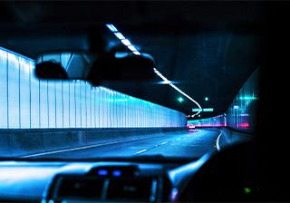 Tunnels-lighting