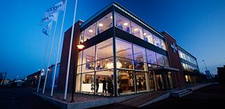 HMS Head Office, Halmstad
