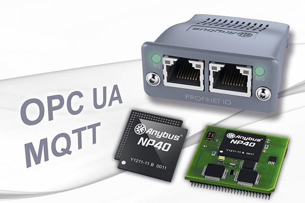 Anybus CompactCom - OPC UA MQTT