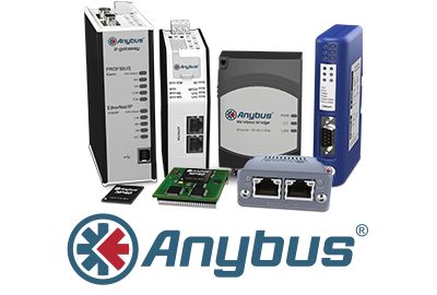 Anybus logo-products