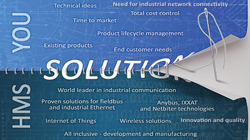 Customized solutions from HMS