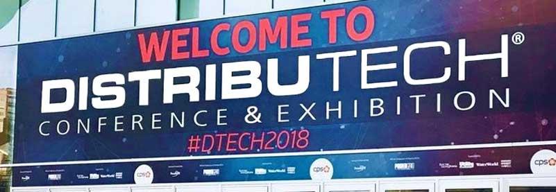 DistribuTech Banner