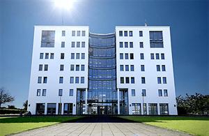 Firmengebäude Karlsruhe