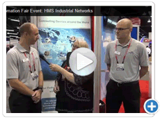 HMS at the Rockwell Automation Fair