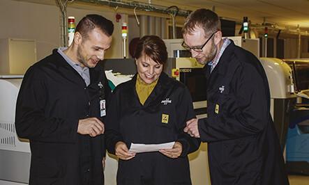 HMS-production-colleagues
