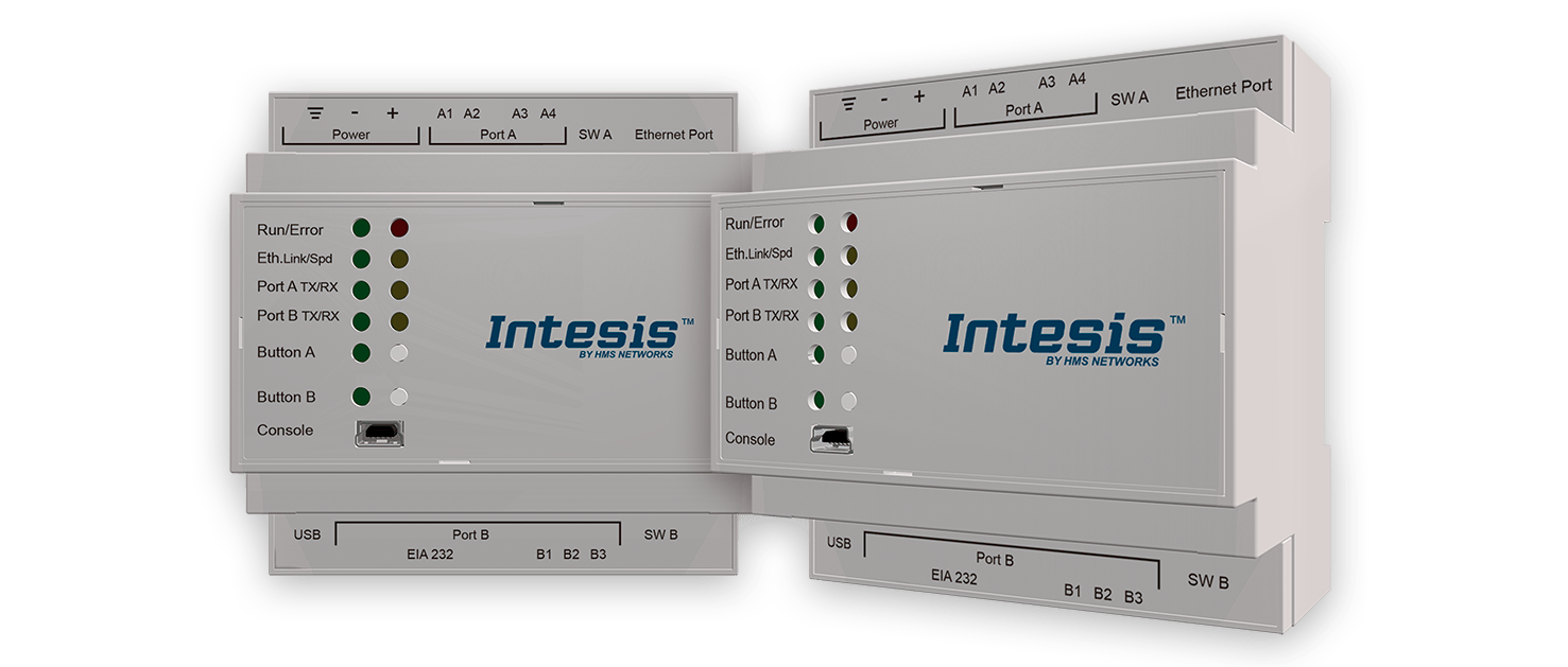 Intesis_Multiprotocol solutions
