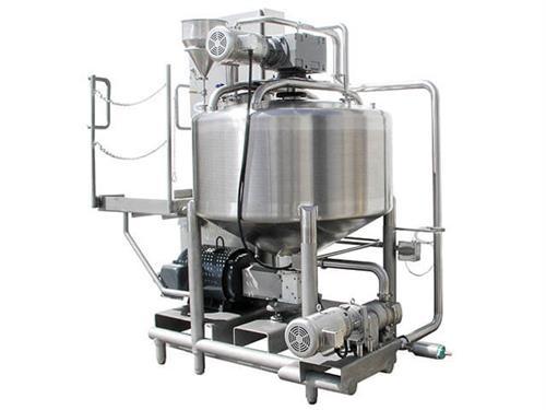 koss industrial mixer