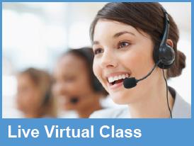 Live virtual class