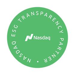 Nasdaq-ESG-transparency-Partner-badge