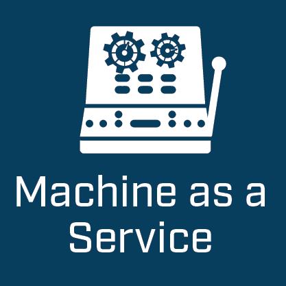 Machine as a Service