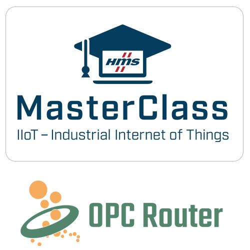 MasterClass Logo + OPC