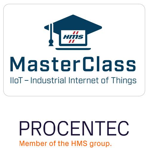 MasterClass Logo + Procentec